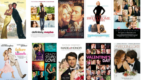 10 Movies To Watch This Valentine's Day
