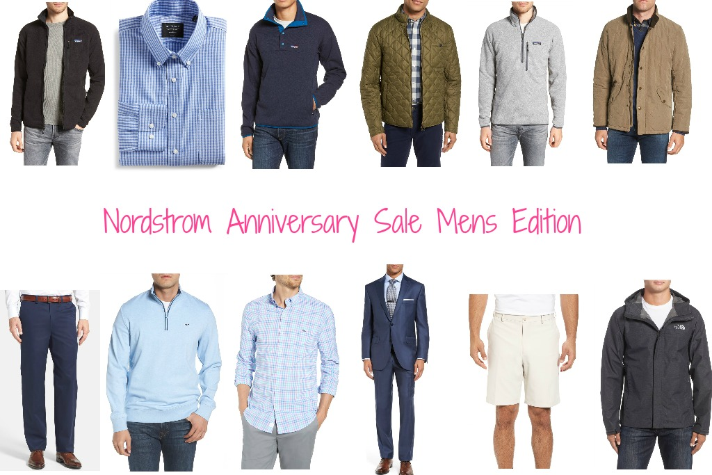 Nordstrom Anniversary Sale: Men's Edition & Restock Updates