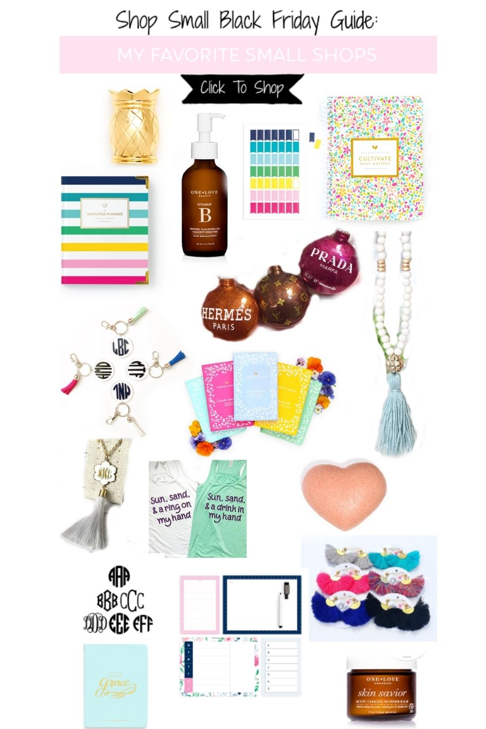 Shop Small Black Friday Gift Guide