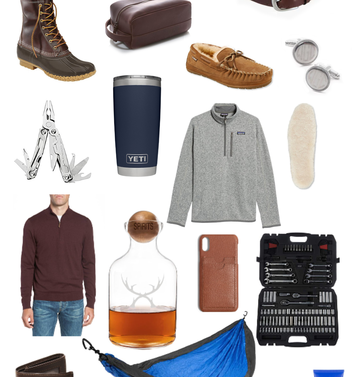 Holiday Guide: For The Men
