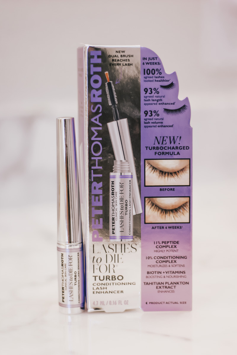 Secret To Long Healthy Lashes