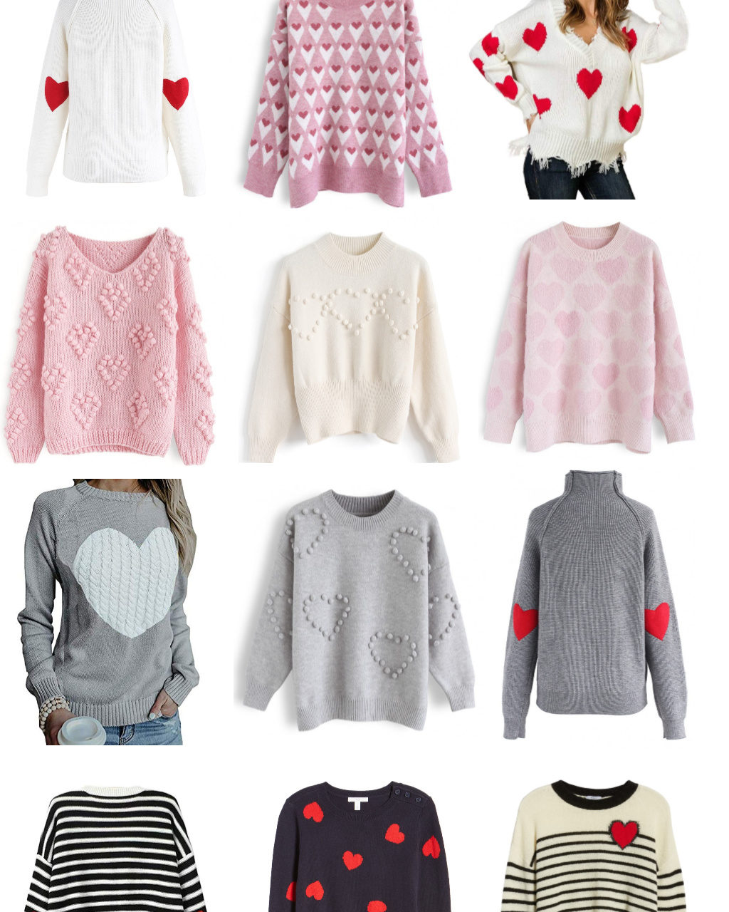 Valentine's Day Sweaters For 2020