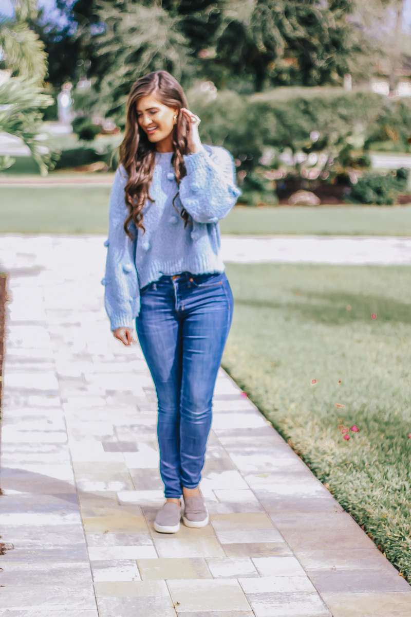 The It Color For Spring: Pale Blue