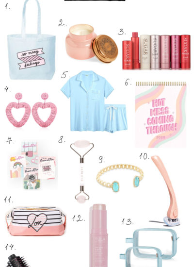 Valentine's Day Gift Guide For Your Girlfriends