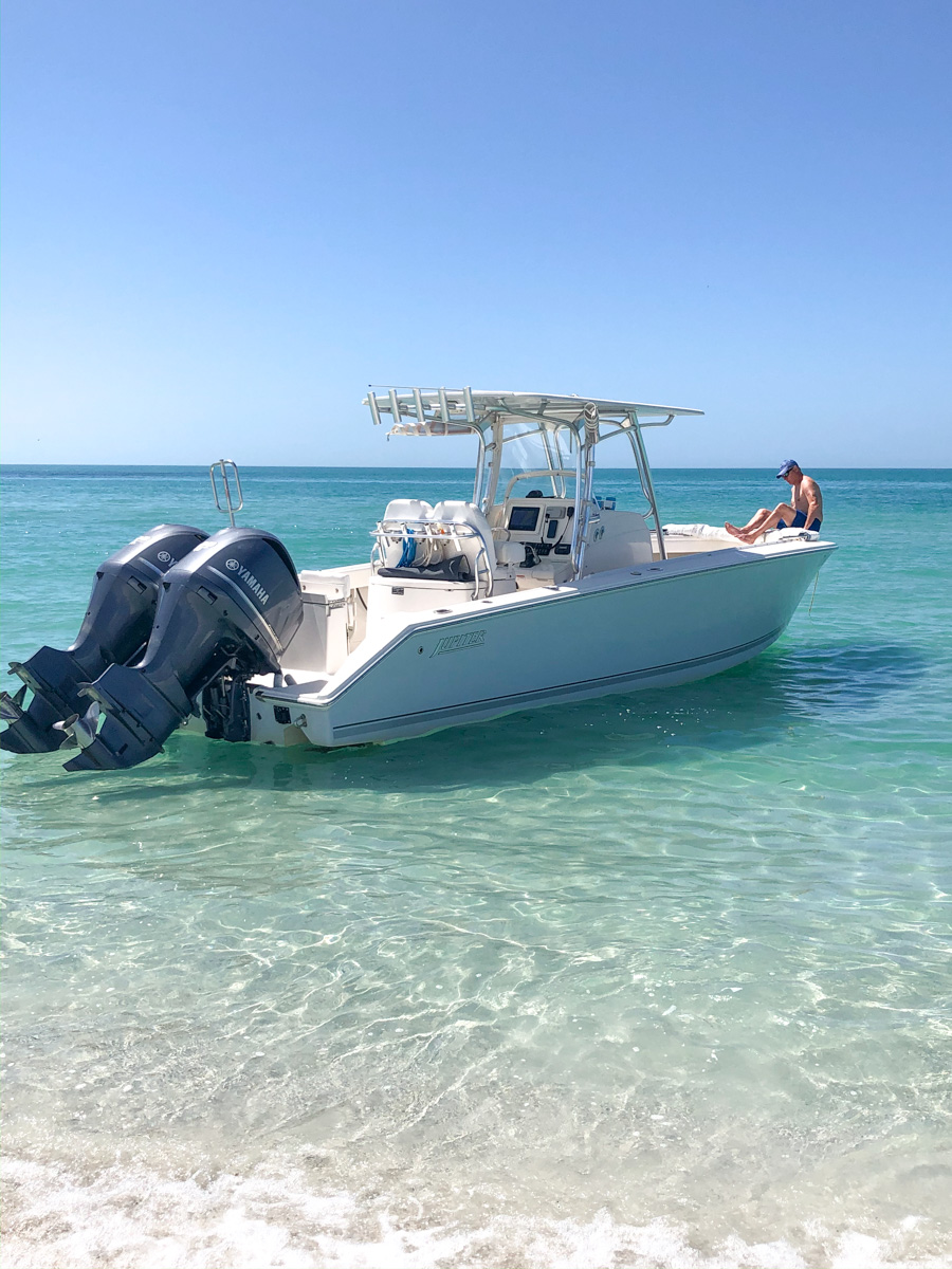 Lady Grey Charters Experience Boca Grande