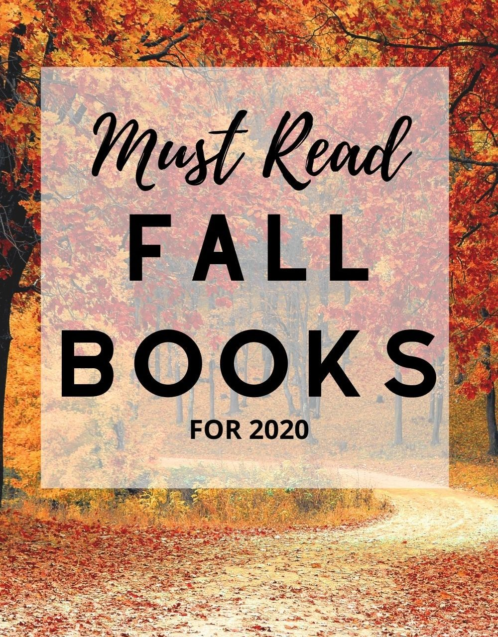 The Best Books To Put You In The Fall Spirit