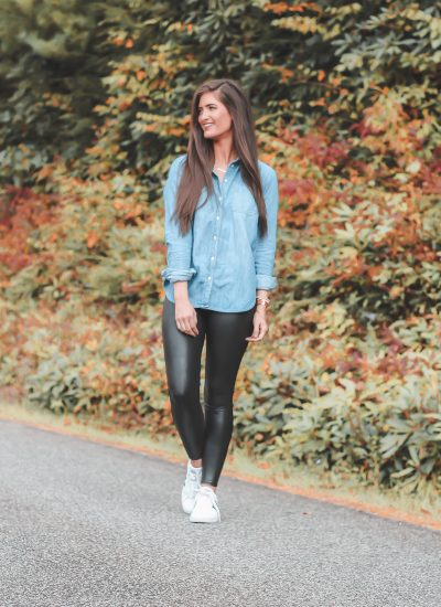 Spanx Faux Leather Leggings: Are They REALLY Worth it?! Plus Dupes
