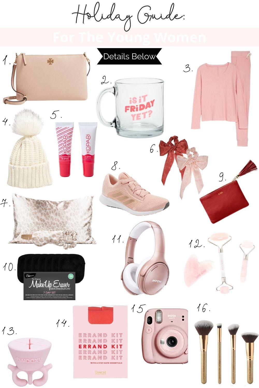 Young Women Gift Guide